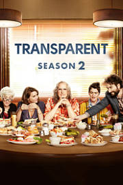serie Transparent segunda Temporada