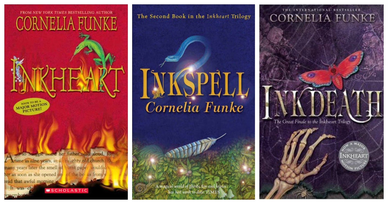 author essay cornelia funke Handpicked recommendations to authors who have a similar writing style to cornelia funke.
