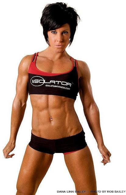 IFBB Physique Pro - Dana Linn Bailey