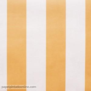 Empapelar las paredes sin gastar demaseado audrey de - Papeles pintados rayas verticales ...