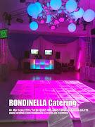 """""""RONDINELLA"""" SERVICIOS DE CATERING"""