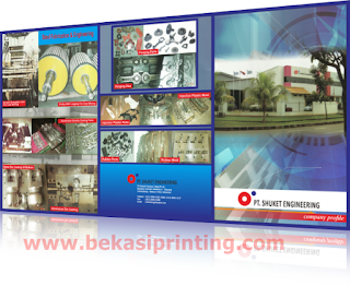 Cetak Map Company Profile