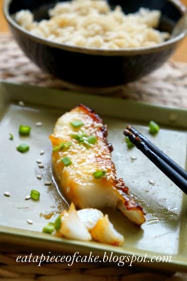 Miso Glazed Cod (Serves 6)