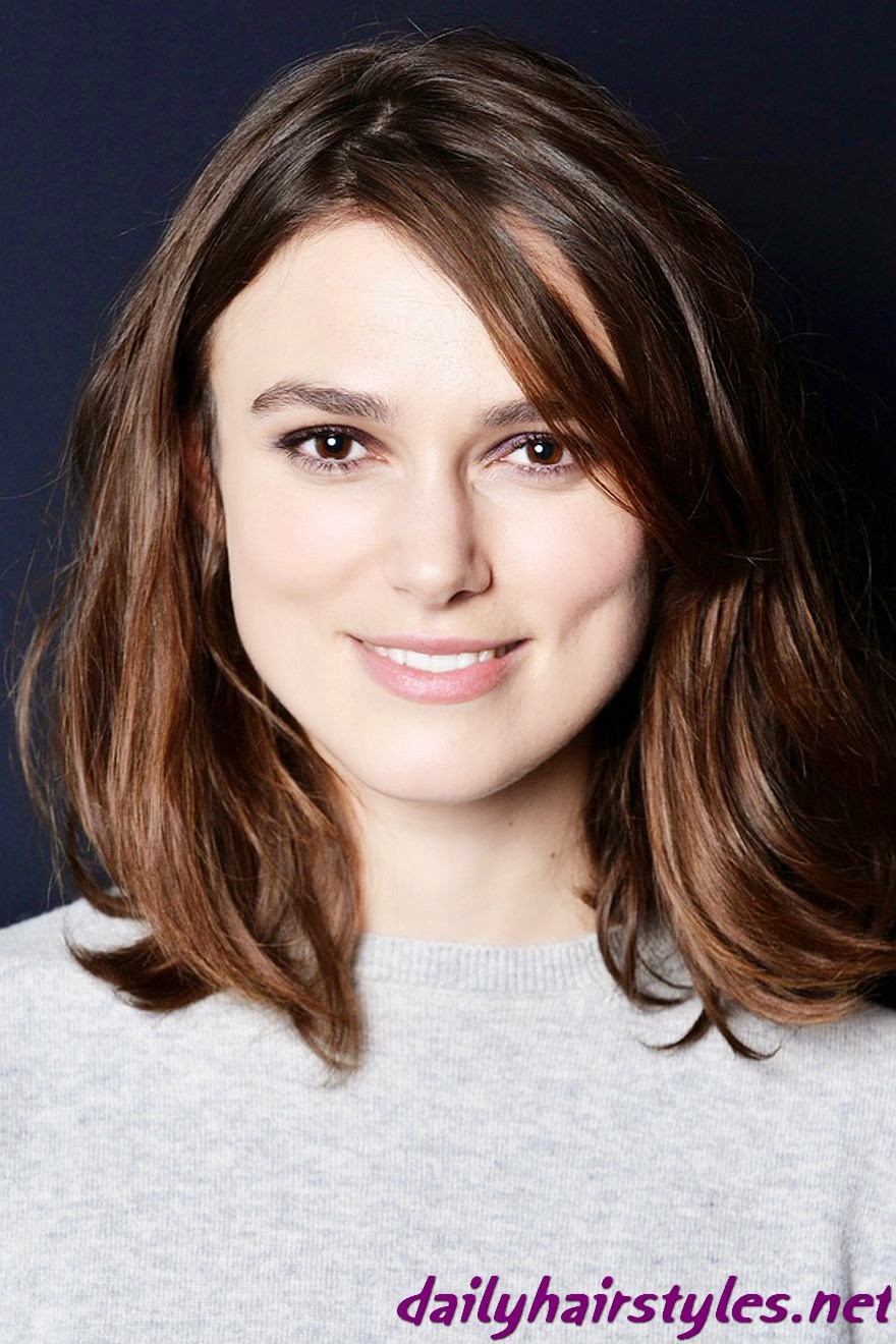 Keira Knightley Hairstyle Part2 (14 Styling) ~ FSHS Keira Knightley