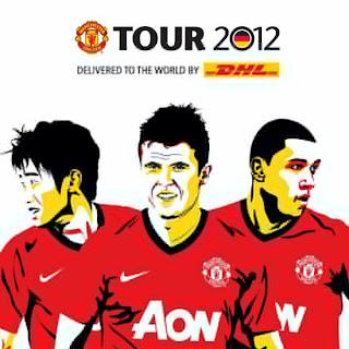 skuad Manchester United Tur Pra Musim