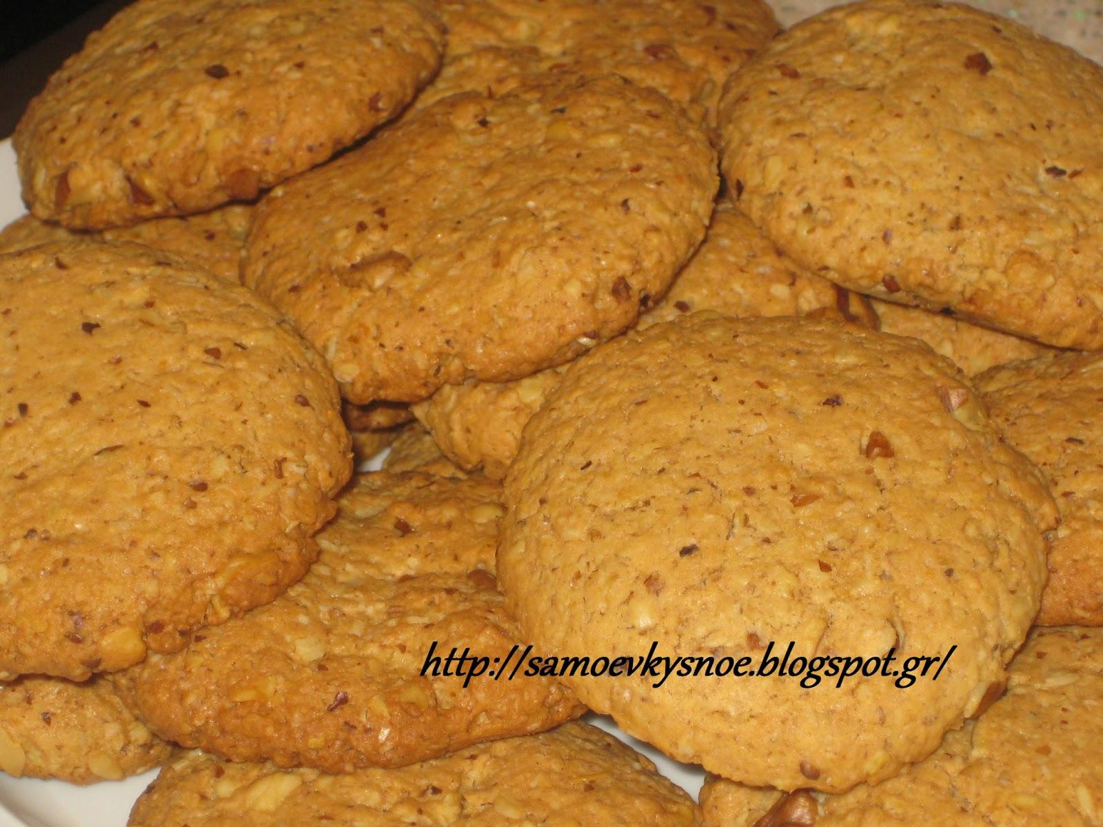 Печенье из овсянки рецепт очень вкусное