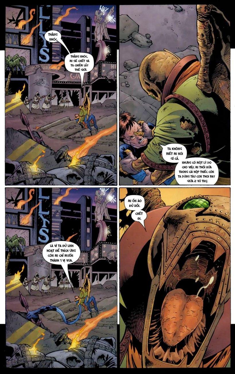 Ultimate Fantastic Four chap 18 - Trang 15