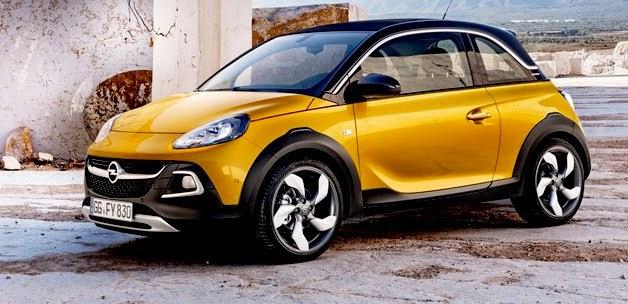 Yeni Otomobiller, Sıfır Araba Kampanyaları: OPEL ADAM ROCKS'A YENİ