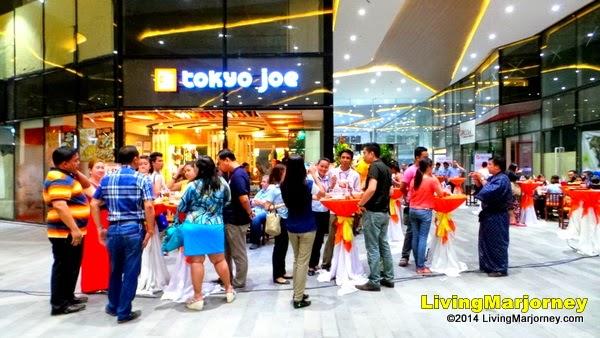 Tokyo Joe Spark's Mall in Cubao