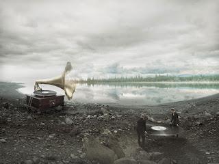 As imagens incríveis do designer Erik Johannsson