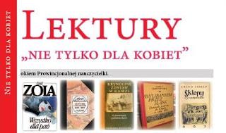 """Lektury nie tylko dla kobiet w """"Czytam"""", e-magazynie o książkach"""
