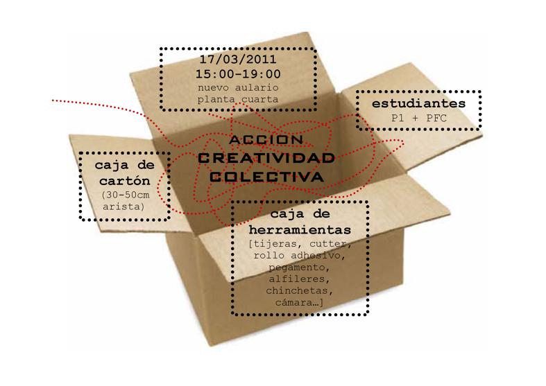 TALLER CREATIVIDAD COLECTIVA