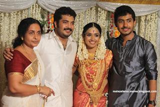 Vinu Mohan weds Vidyalakshmi on May 19th