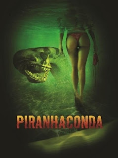 Ver Piranhaconda (2012) Audio Latino
