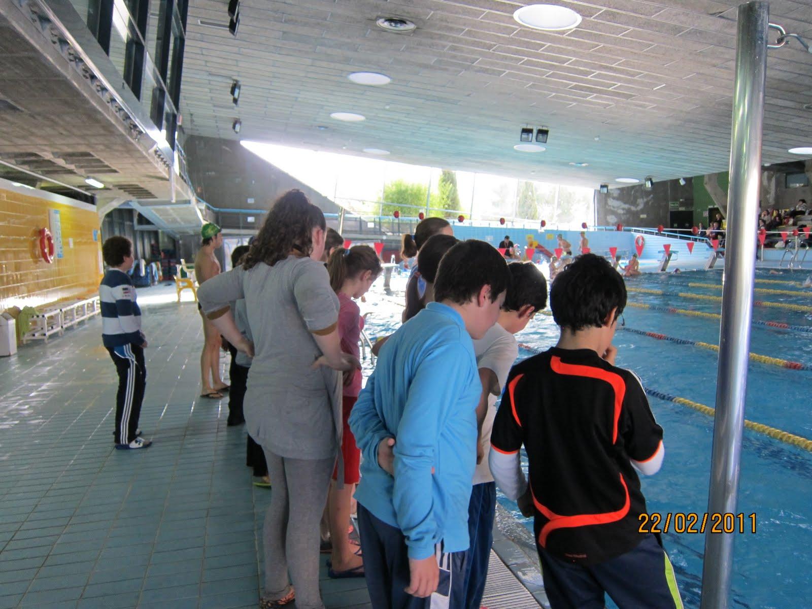 Proa visita piscina climatizada tomelloso for Piscinas tomelloso