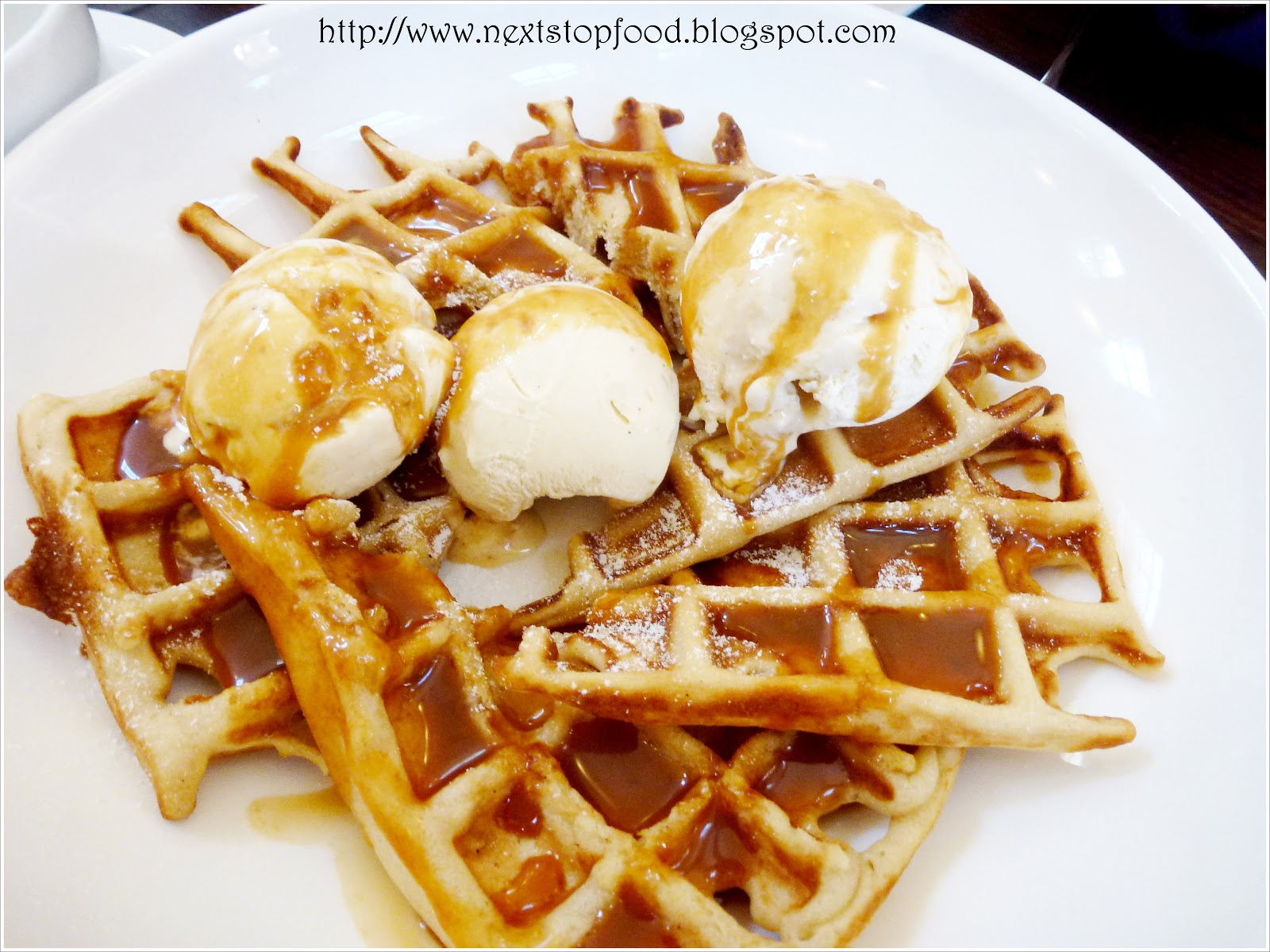 ... brown butter yeast waffles waffles with maple syrup waffles with maple