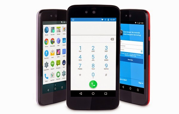 Harga HP Nexian Journey 1 Android One