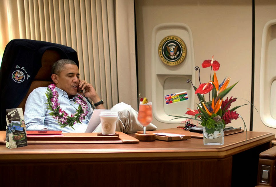 President Obama 39 S 2014 Hawaii Vacation
