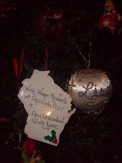 More Homemade / Handmade Ornaments