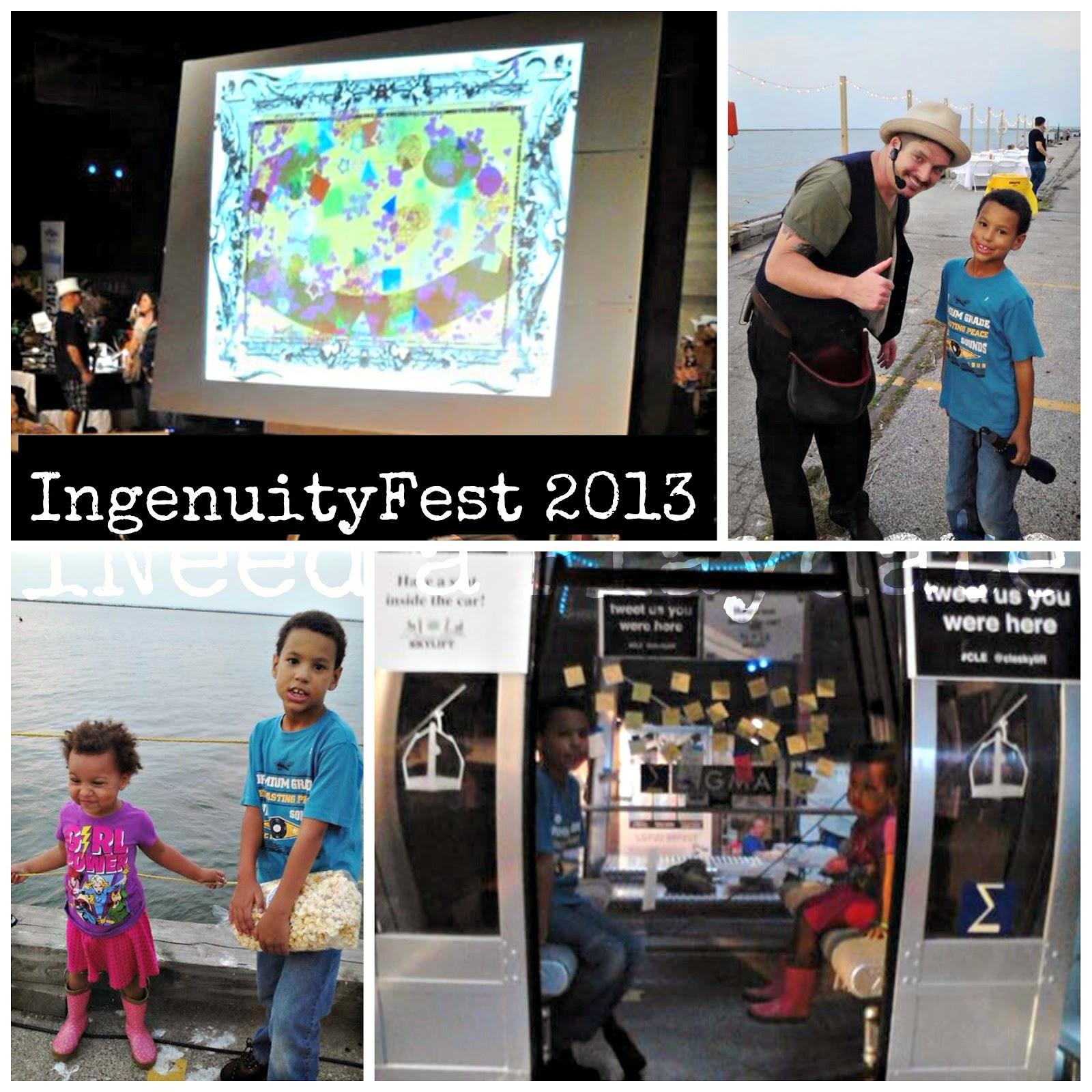 Ingenuity Fest 2013
