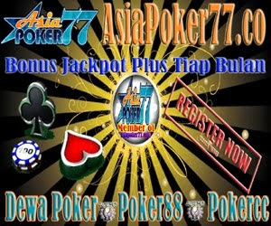 Gambar / Image untuk Asiapoker77 Bonus Jackpot Plus Tiap Bulan
