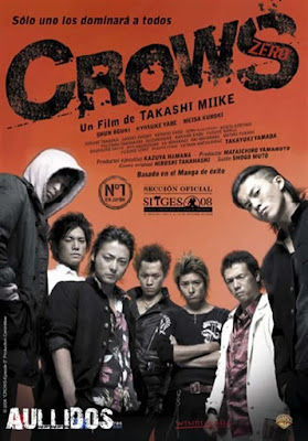 Download Film Crows Zero I Sub Indo