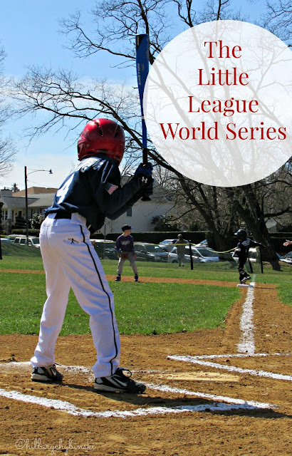 Great Baseball from great kids at the Little League World Series