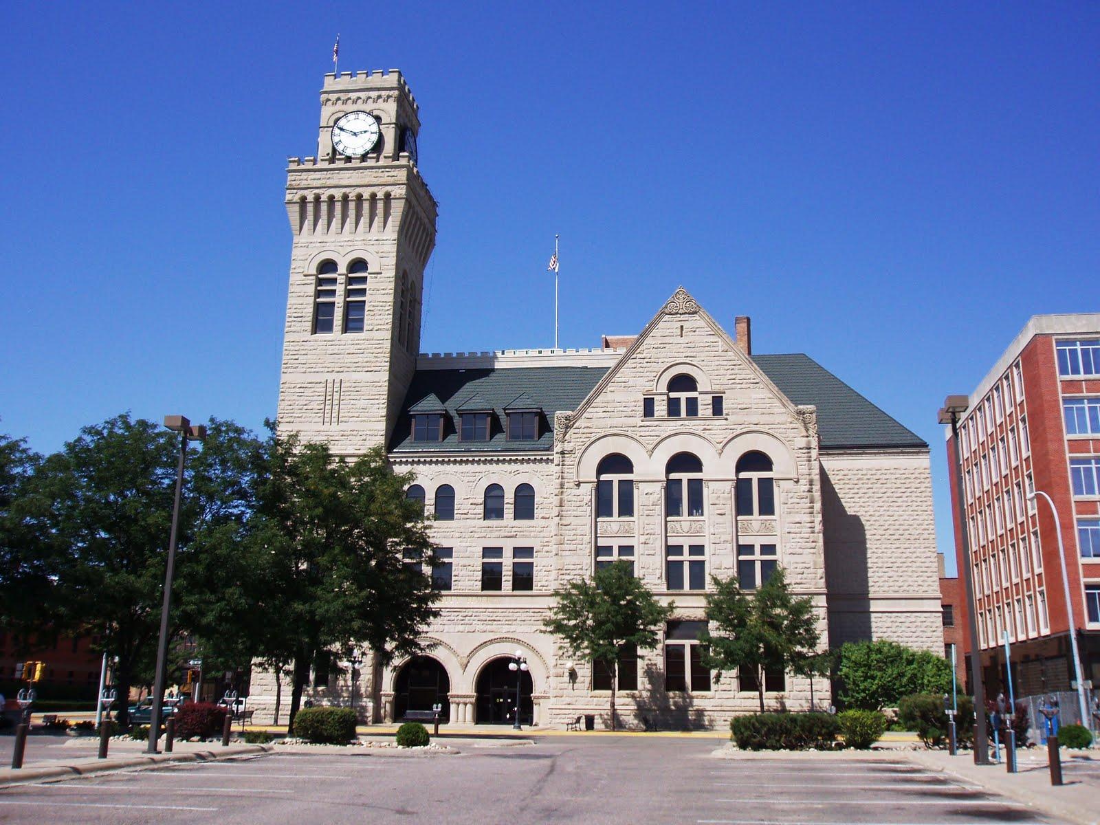historic sites city halls sioux