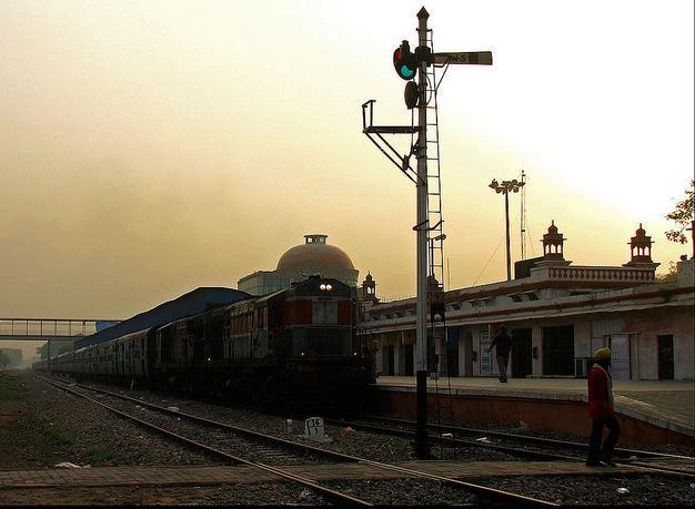 Delhi Cantonment Rail station