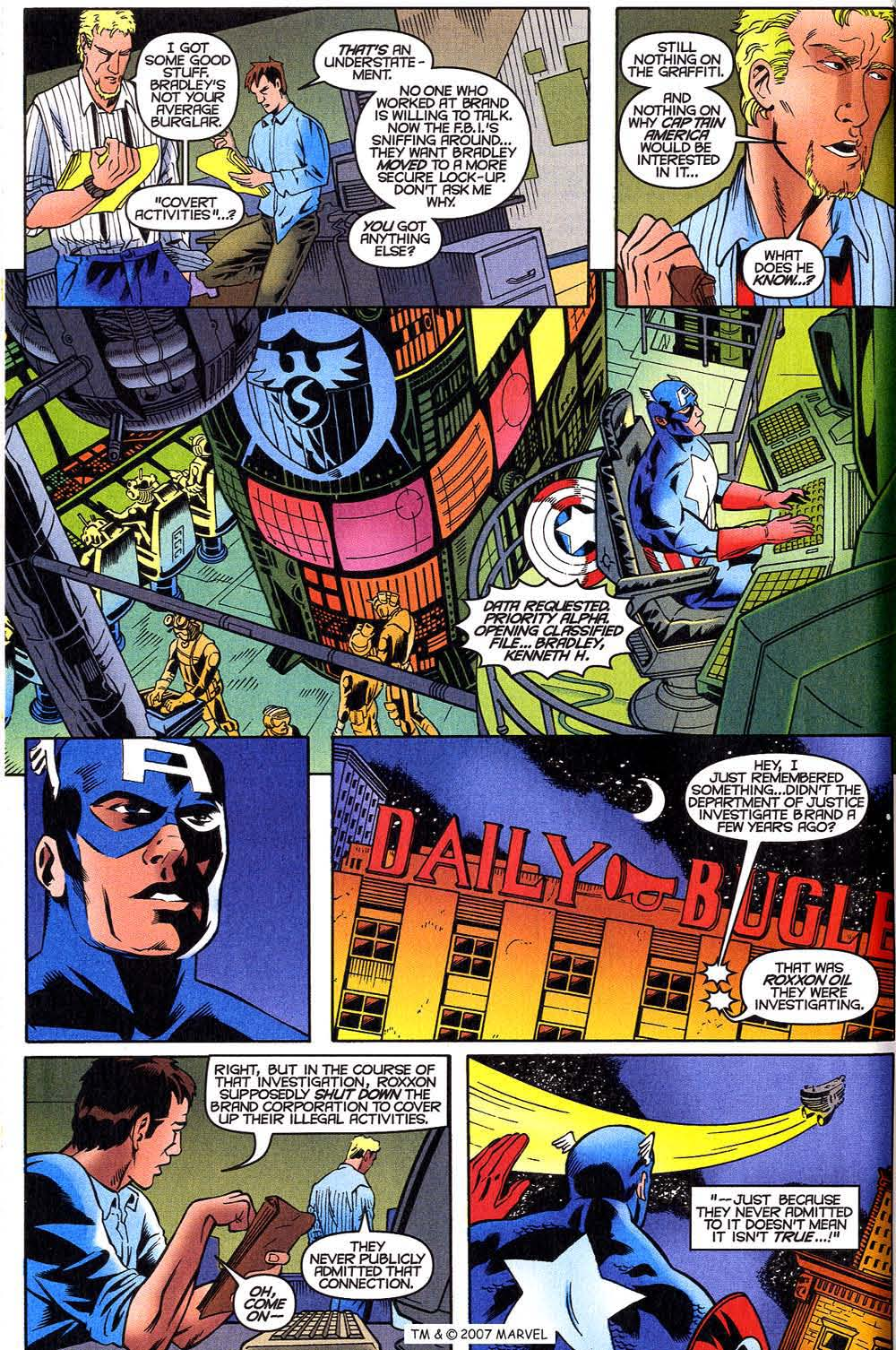 Captain America (1998) Annual 1999 #2 - English 14