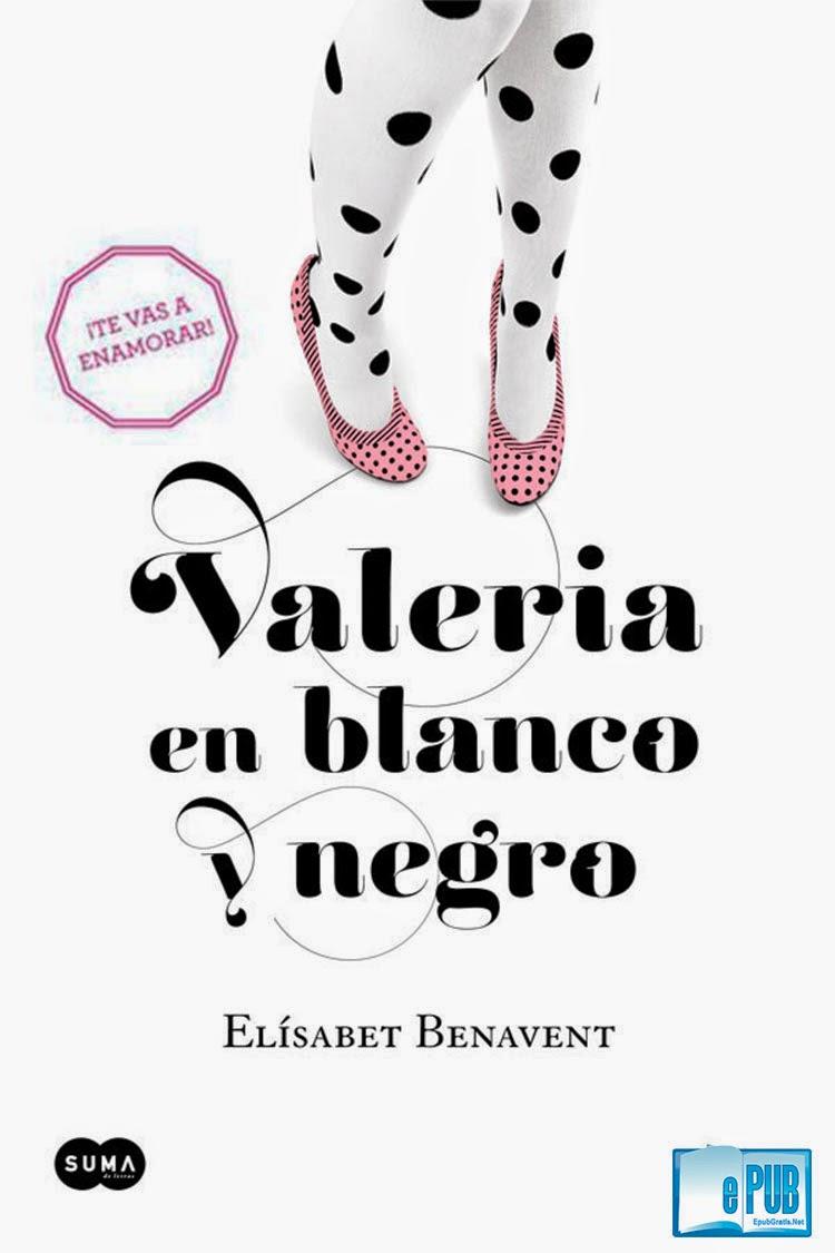 Valeria+en+blanco+y+negro Valeria en blanco y negro   Elisabet Benavent