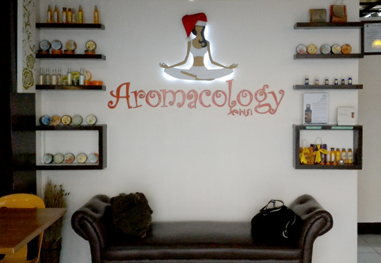 AROMACOLOGY CACAO BODY BUTTER PRODUCT REVIEW