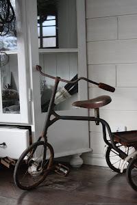 Antik cykel från hämeenlinna