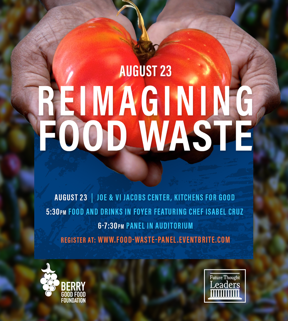 Don't Miss The Food Waste Symposium On August 23