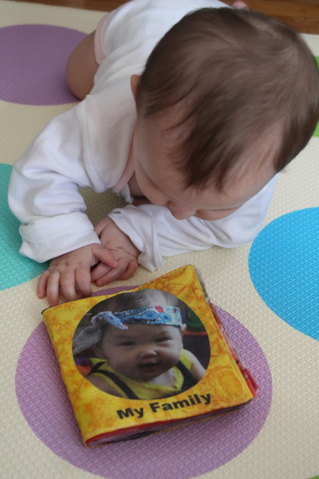 the experimental crafter diy baby photo album soft book