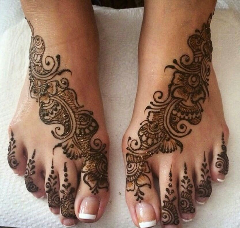 Mehndi Leg Designs : Free mehandi designs for hands arabic mehndi