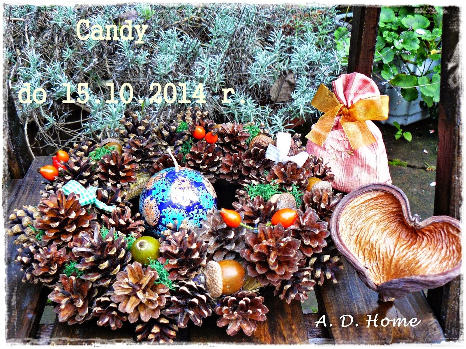 Jesienne candy u Ani