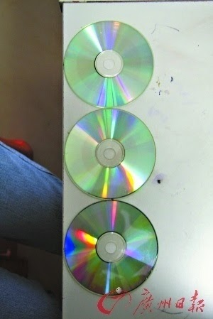 Diy pencil box out of waste cds creative things for Model best out of waste