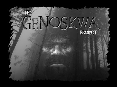 Genoskwa Project Member Has Bigfoot Sighting