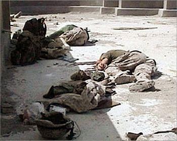 Infinitely dead us soldiers