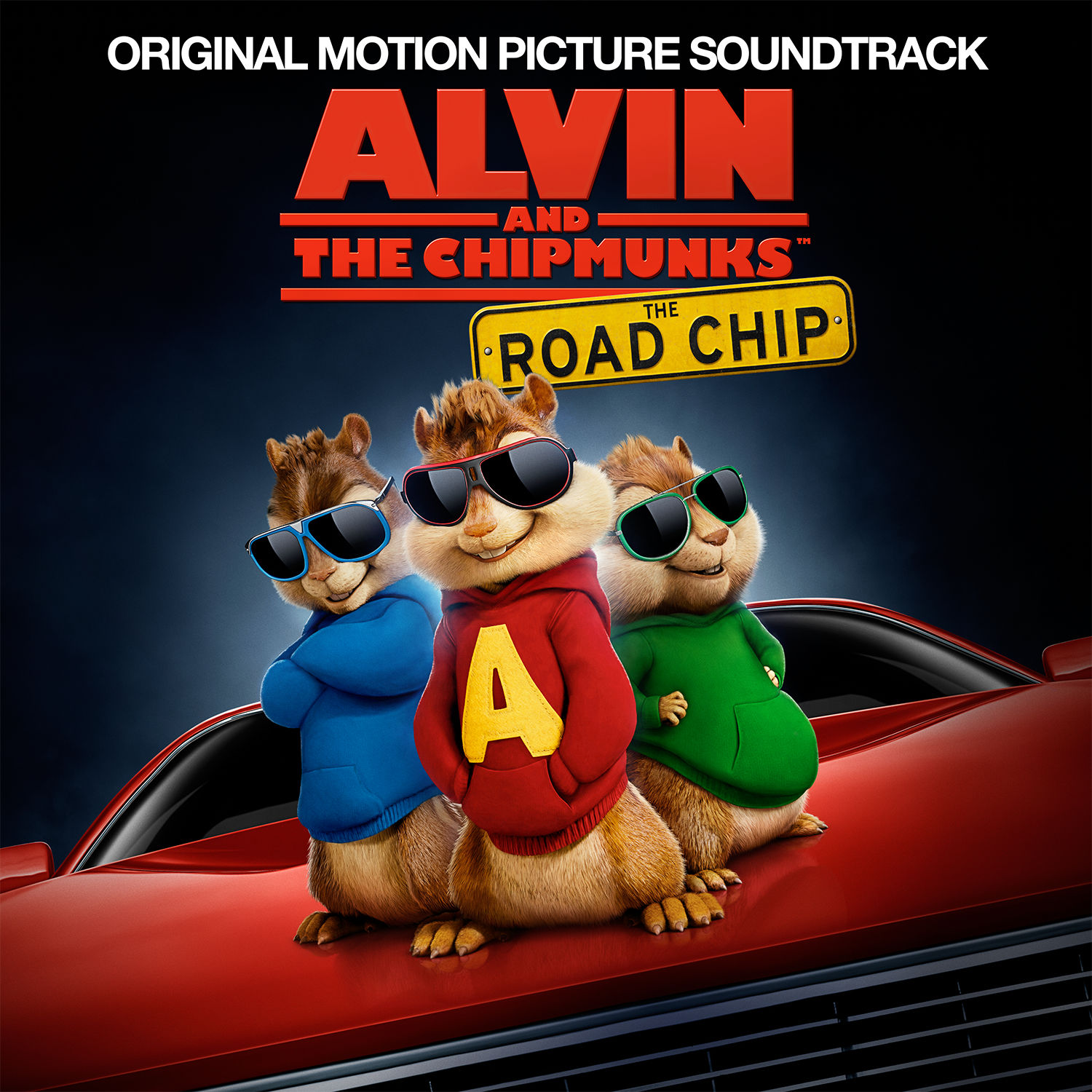 alvin and the chipmunks road chip