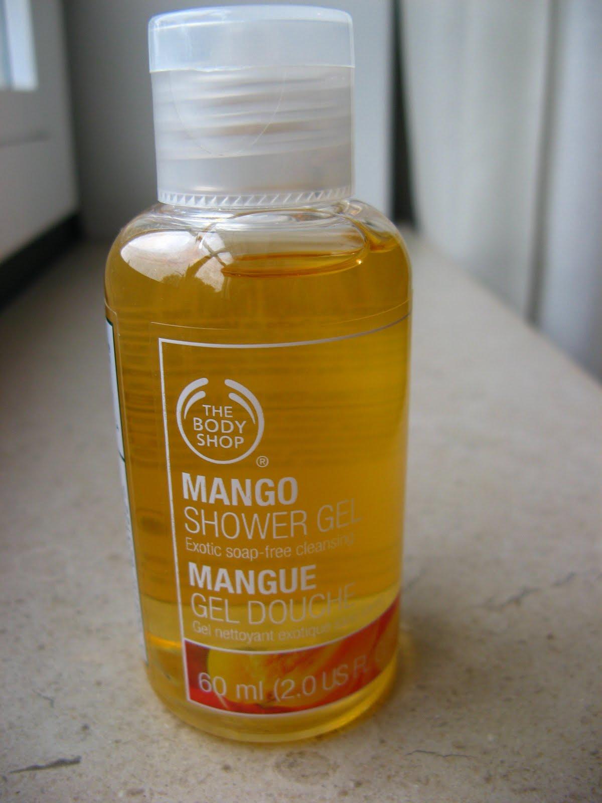 Body shop mania mango shower gel - The body shop mango shower gel ...