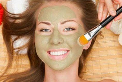 ماسك أو قناع الشاي الأخضر والسكر لبشرة الوجه
