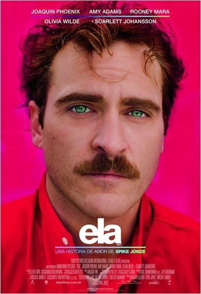 """Poster do filme """"Ela"""""""