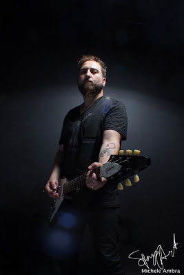 Monte Pittman - Metal Blade Signs Madonna / Prong Guitarist // Solo metal album recorded with Metallica / Evile producer Flemming Rasmussen