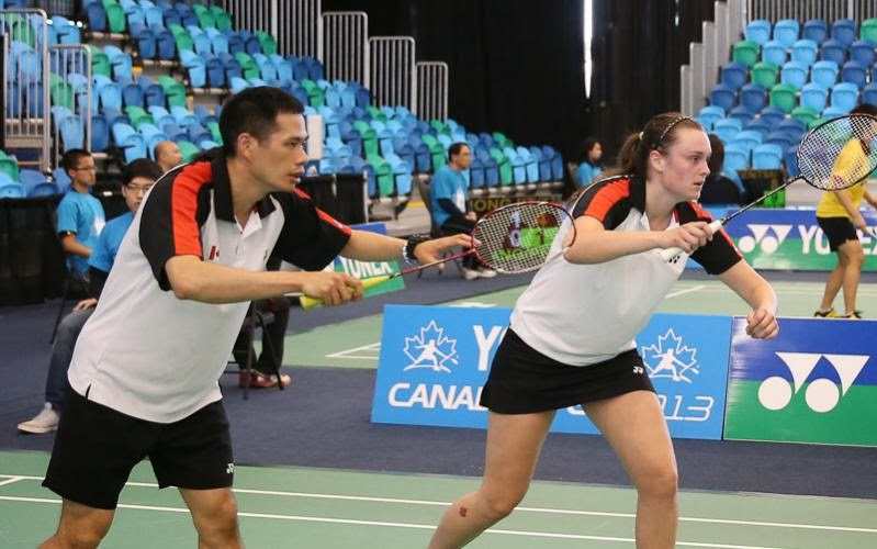 Toby Ng's Official Badminton Blog - Adventures of a Canadian National Team Athlete!