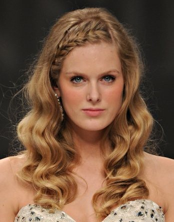 peinados a la moda: peinados para fiestas de 15 años - moda