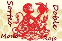 Sorteo Doble Del Mono Rojo