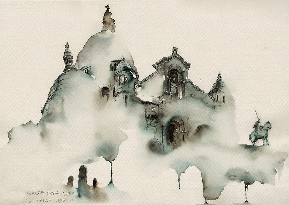 07-France-Paris-Sacre-Coeur-Sunga-Park-Surreal-Fantasy-of-Dream-Architectural- Paintings-www-designstack-co