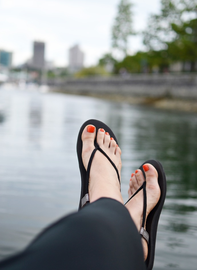 Sanuk Canada Sling Fling Sandal